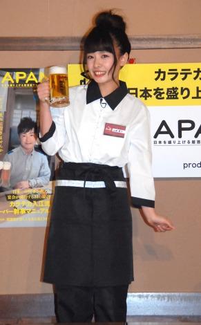 山田菜々(22) ワタミでアルバイト経験 「辞めようか迷った」