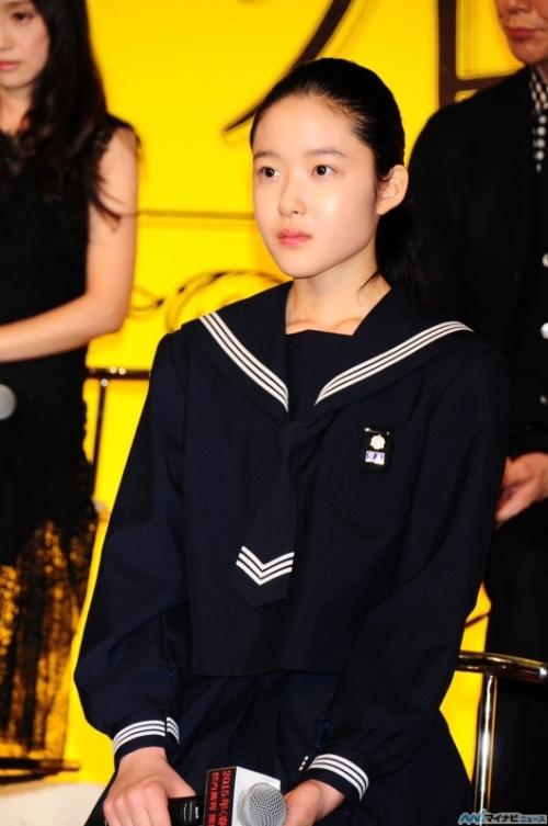 役名でデビューの新人 藤野涼子「尾野真千子さんのような女性になりたい」 ― 『ソロモンの偽証』