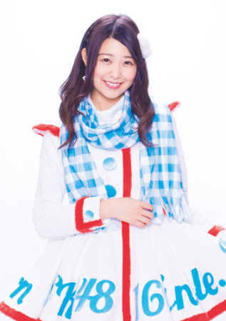 【SKE48】新センター宮前杏実 初の水着グラビアに挑戦