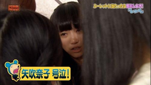 【放送事故】 矢吹奈子13歳 アジャコング乱入で号泣してしまう放送事故が可愛いと話題に