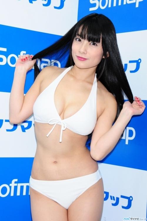 G乳グラマラスボディーで活躍中の春野恵さんが6枚目のDVDをPR!彼氏にするなら「亀甲縛りをさせてくれる男性がイイです!」