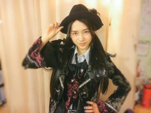 田野優花(17) 盗撮され怒りのツイート 「盗撮バレバレ。嫌な気分」