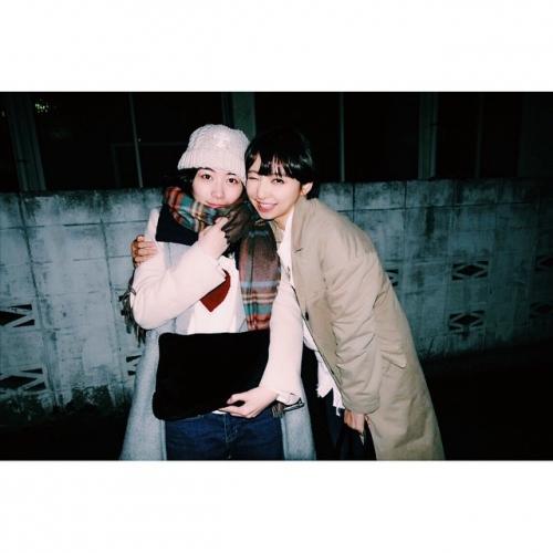篠田麻里子、未成年飲酒疑惑の松井珠理奈とのツーショット公開「1番の味方でいるよ」