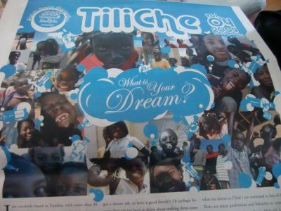 ザンビア新聞