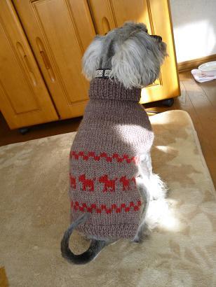 ワンコセーター