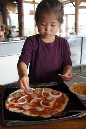 ピザ&パン作り