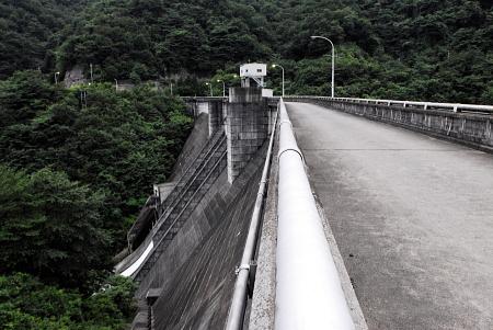 群馬県 霧積ダム