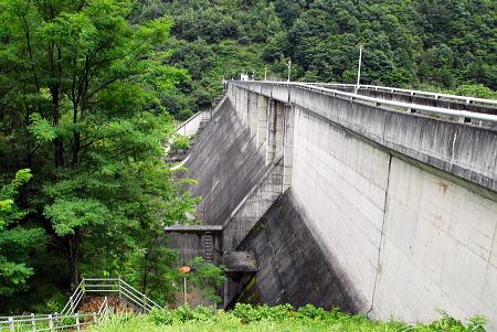 長野県 横川ダム