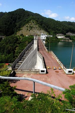長野県 箕輪ダム