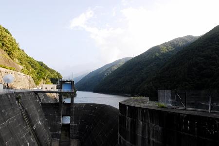 長野県 奈良井ダム
