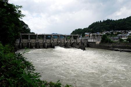 長野県 笹平ダム