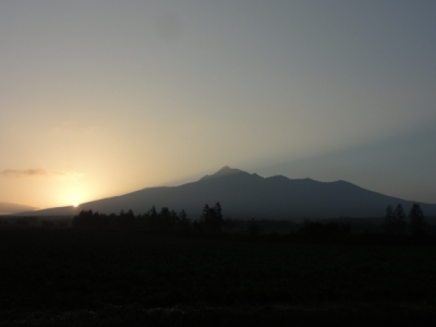 斜里岳 三井コース 017