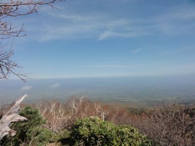 斜里岳 三井コース 059