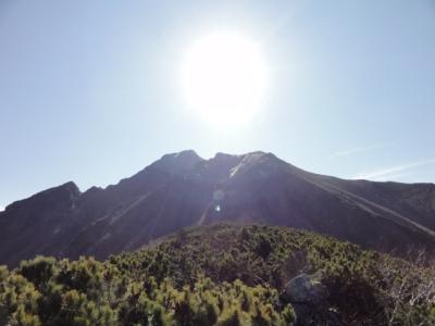 斜里岳 三井コース 070