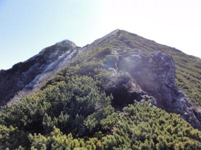 斜里岳 三井コース 086