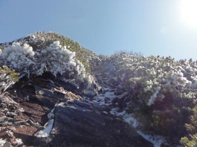 斜里岳 三井コース 103