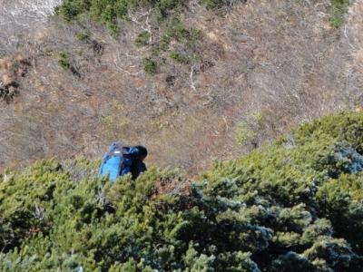 斜里岳 三井コース 124