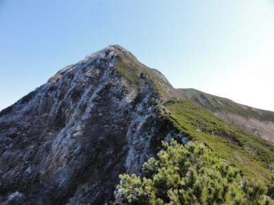 斜里岳 三井コース 128