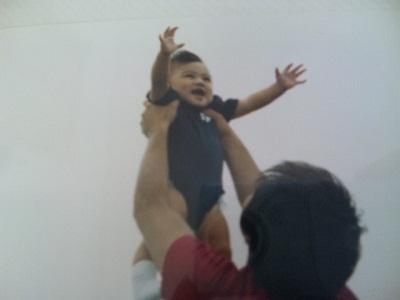 ミンちゃん 赤ちゃん