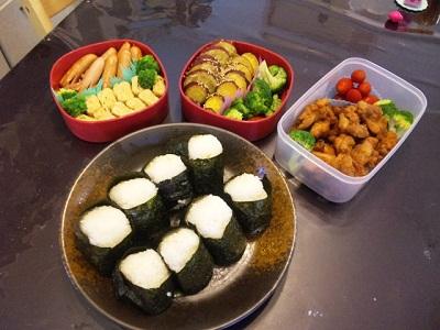 おうちDEお弁当~♪