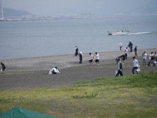 海岸清掃03