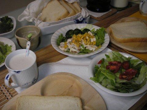 20110620朝食