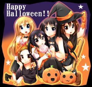 K-ON*Halloween!!