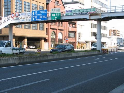 076高知駅前