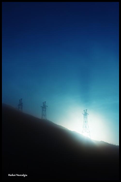 小串鉱山日の出2