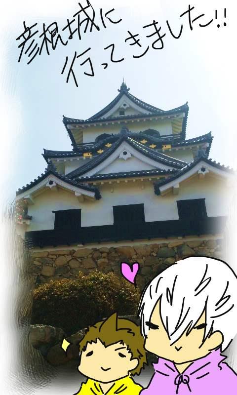 彦根城に行ってきました