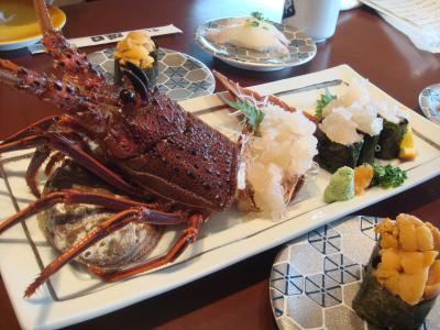 磯貝の寿司