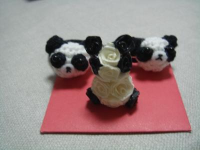 パンダちゃんたち