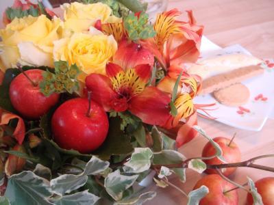 6月お花のレッスン 2