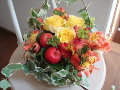 6月お花のレッスン 3