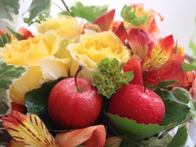 6月お花のレッスン 1