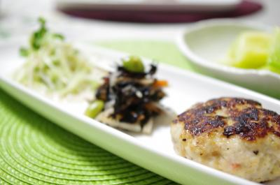 ちらし寿司の夕飯 3