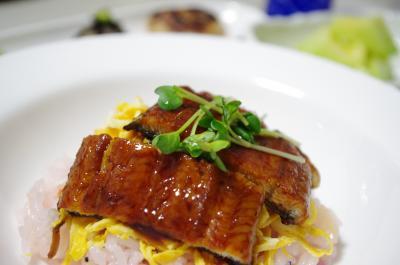 ちらし寿司の夕飯 2