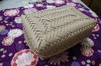 あじろ編み お弁当箱 4