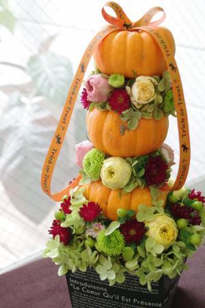 かぼちゃタワー 1