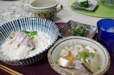 おうちごはん 海鮮丼 1