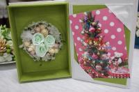 クリスマスボックス リース 1
