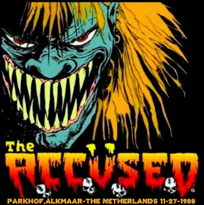THE ACCUSED - parkhof 1988