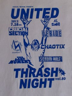 Thrash Night 1