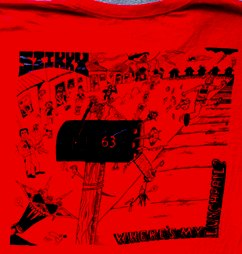 Stikky shirt
