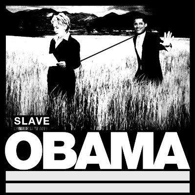 infest OBAMA Slave
