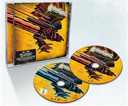 Judas Priest vengeance 30th