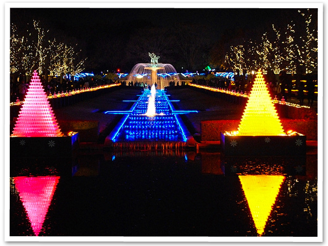 Winter Vista Illumination 2011