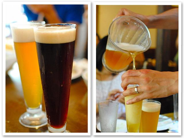 福生のビール小屋