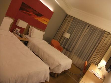 ペンタホテル 部屋