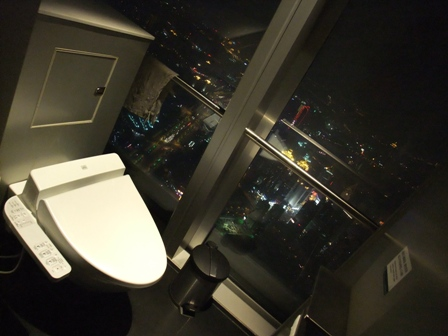 展望トイレ